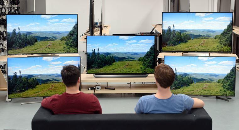 Какой выбрать телевизор 2019 – Рейтинг ТОП 10 лучших телевизоров 2018